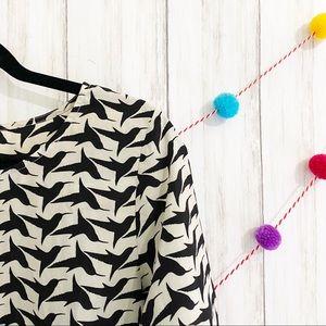 Pixley Tops - Stitch Fix Pixley hummingbird blouse LARGE